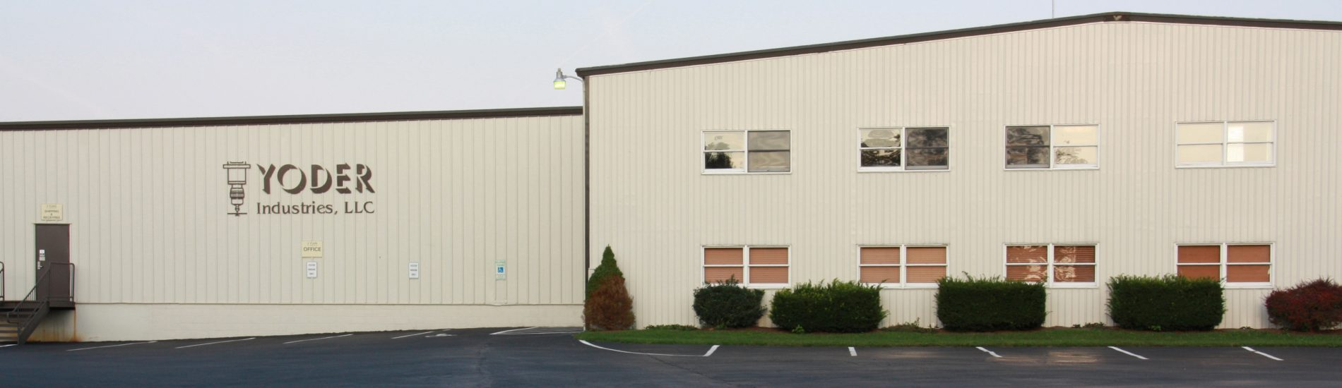 yoder industries laser cutting company leola pa