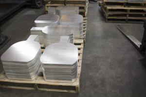 aluminum precision laser cutting services
